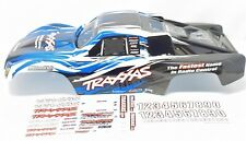 Slayer PRO 4x4 BODY shell, BLUE cover & decals bfgoodrich nitro Traxxas 59074