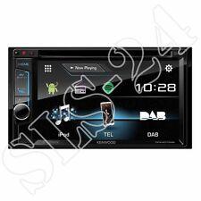 Kenwood ddx4017dab doble DIN CD DVD mp3-autoradio pantalla táctil Bluetooth DAB USB