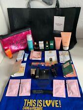 Beauty-Set/Paket Gesichtspflege,Make-Up,Kosmetiktasche,Miniaturen,Düfte UVM NEU