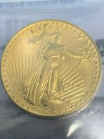 1986 $50 American Gold Eagle 1 oz MCMLXXXVI Brilliant Uncirculated Coin