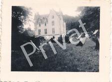 Foto WK2 Soldaten Wehrmacht Zeltlager Chemery Frankreich France A1.40