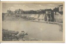 Postcard - Carlton Place, Ontario, Candaa - Below the Dam