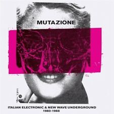 MUTAZIONE COMPILED BY WALLS 2 CD NEW+