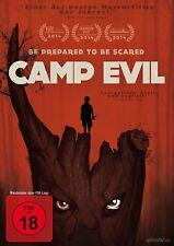 Camp Evil ( Preisgekrönter Horrorfilm ) mit Evelien Bosmans, Titus De Voogdt NEU