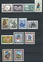 Autriche - Journée du Timbre Lot 13 Tp Neuf** (MNH) 1960/89  (lot XI)
