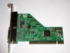 PCI Soundkarte Forte Media SP-801, FM801AS Soundchip, 2.O Line-Out, gebraucht