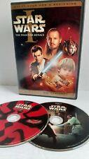 Star Wars Episode I: The Phantom Menace (DVD, 2001)