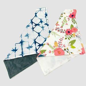 "Infant Newborn Mini Security Blanket 16""x19"""
