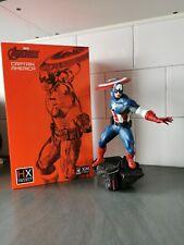 Xm Studios Captain America 1/6 Statue HX