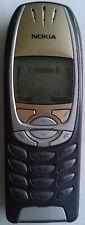 Nokia 6310 - schwarz-gold (Ohne Simlock) Handy, Bluetooth, inkl. Akku u. Ladeger