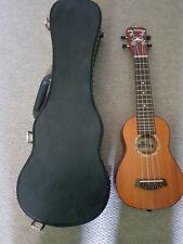 More details for kanile'a islander mss-4 solid wood soprano ukulele