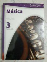 Libro Música 3º ESO Proyecto Aula R. Alamany R.Sabater