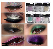 6 Eye candy eye shadow Makeup PRO GLITTER Eyeshadow beauty treats compare to NYX