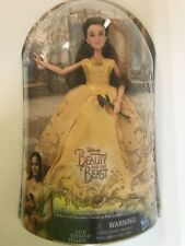 Beauty And The Beast Disney Belle Doll Enchanting Ball Gown Emma Watson