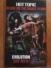 Large Hot Topic Botdf Blood On The Dance Floor Poster