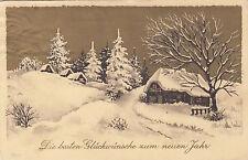 Zweiter Weltkrieg (1939-45) Neujahrskarten