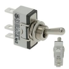 LEVER TOGGLE REVERSING SWITCH UNIVERSAL 250V 15A ON ON 2 WAY POSITION 3 TERMINAL
