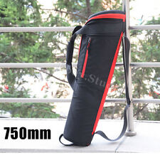 750mm Nylon Padded Camera Tripod Bag Carrying Travel Case For Manfrotto Gitzo