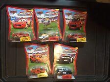 Disney Pixar World of Cars/ Race O Rama 5 Car Lot! #54, #73 Chase, #69, #36, #58