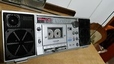 Maximal 4440 Mini Ghettoblaster 4Band Stereo Radio Recorder Rare