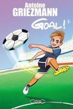 goal ! T.1   coups francs et coups fourrés Griezmann  Antoine Neuf Livre