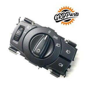 BMW 1 & 3 Series E81 E87 E90 Headlight Control Light Both Fogs Switch 6932794