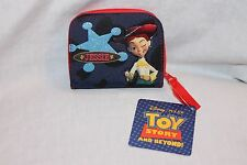 NEW WITH TAG JESSIE DISNEY PIXAR TOY STORY AND BEYOND RED COIN BAG