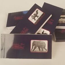 Eadweard Muybridge Animal Flipbooks (Set of 6) Flip Books horse elephant dog