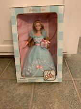 Collector Edition Birthday Wishes Barbie