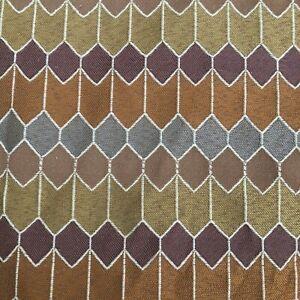 Upholstery Fabric Drapery Home Decor Geometric Hexagon Honeycomb 11 yards NWOT