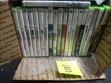 Lot of 20 Xbox 360 Games Untested No Duplicates #5