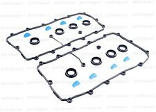 Audi A6 S4 Valve Cover Gasket Set L + R Gaskets OEM VICTOR REINZ Made in Germany