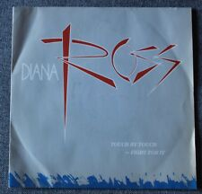 Diana Ross, touch by touch / fight for it, SP - 45 tours