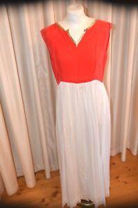 Aus Theaterfundus! Orientalisch-leichtes Kleid Nr.6  edel ca. Gr.40/42
