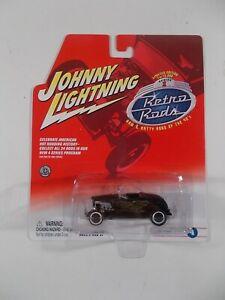 Johnny Lightning 1/64 Retro Rods '32 Ford Hi-Boy