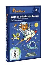 DIE SENDUNG MIT DER MAUS-DVD 8  DVD NEU RALPH CASPERS/ARMIN MAIWALD/C.BIEMANN/+