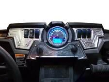 New 50 Caliber Racing Aluminum 3PC Performance Dash Panel 2015 Polaris RZR S900