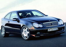 MTEC EXCLUSIVE XENON HID KIT MERCEDES W203 C230 Coupe C CLASS 2001-2008