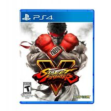 STREET FIGHTER V PS4 Game-Nuovo di zecca!