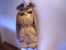 Jacke  Winterjacke Lange Jacke Parka Amisu Gr.36 Brown 3