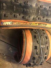 Vintage NOS IRC MythoSXC 2.10 Tires Rubbers MTB