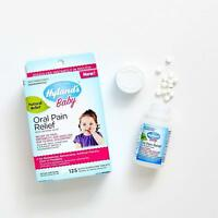 Hyland's Baby Oral Pain Relief Tablets, 125 Count each