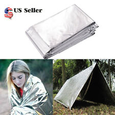 Outdoor Emergency Blankets Sleeping Bag Survival Reflective Camping Shelte Tent