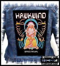 HAWKWIND - Space Ritual --- Huge Jacket Back Patch Backpatch