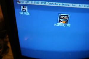 Commodore Amiga 500 A590 Hard Drive Plus