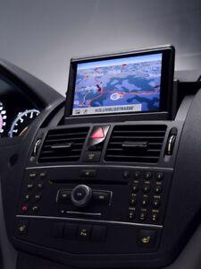 DVD de navigation Mercedes Comand APS NTG4-W204 V16 2019 Europe