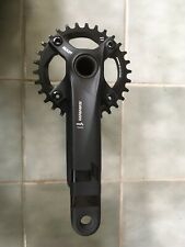 SRAM X1 1000 30 Tooth 11 Speed 175mm Fat Bike Crankset 30T 11spd