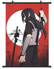 5384 Uchiha Itachi Naruto Decor Poster Wall Scroll cosplay