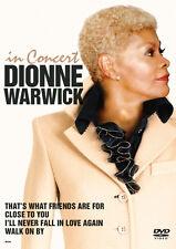 DVD Dionne Warwick in Concert