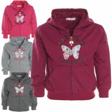 86 Mädchen-Pullover mit Kapuze